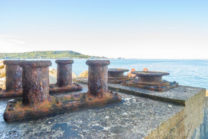 Portland-the-Breakwater-Fort-submarine-net-moorings-and-pulleys-26_08_16-1