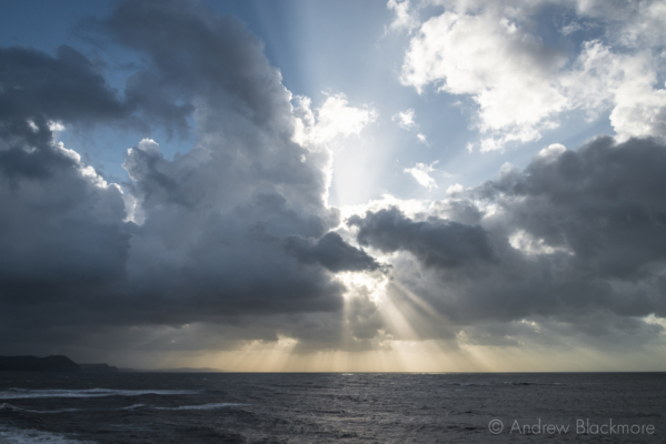 Stormy-cloudscape-and-sun-rays-over-the-sea-from-Lyme-Regis-09_10_14-3