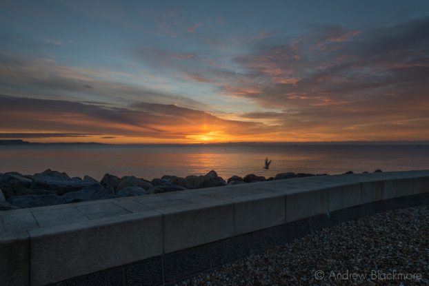 Sunrise-from-Cobb-Gate-Beach,-Lyme-Regis-30_11_12-1