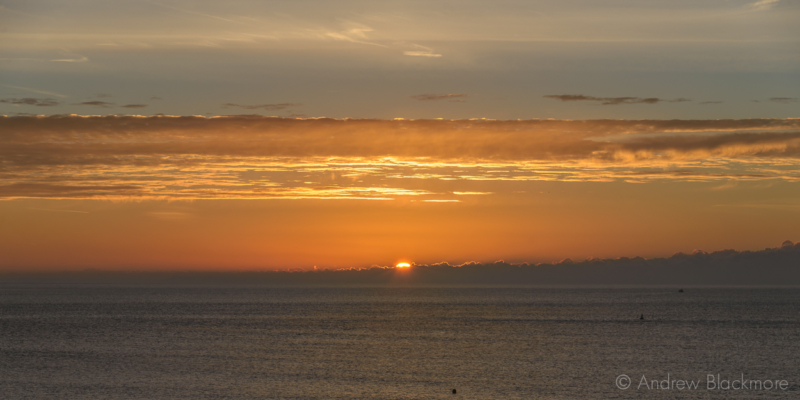 Sunrise-over-Lyme-Bay-from-The-Sundial,-Lyme-Regis-23_11_15-3-pan