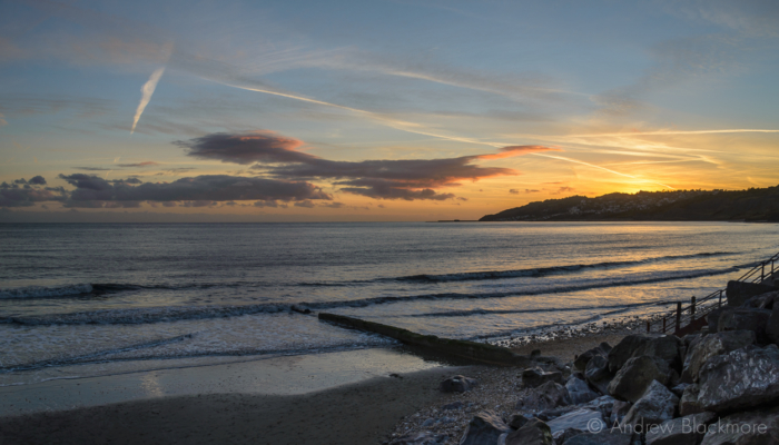Sunset-from-Charmouth-seafront-18_10_16-1-pan