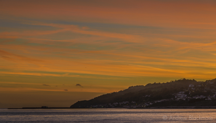 Sunset-from-Charmouth-seafront-18_10_16-5-pan