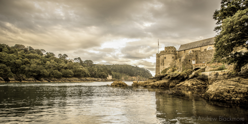 Dartmouth Castle From The Shoreline 07_08_15 1 Pan V2