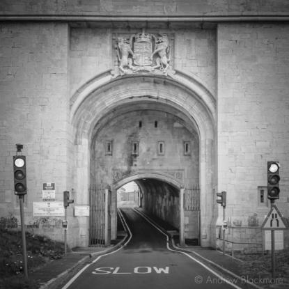 Portland-road-tunnel-into-the-Verne-Citadel-04_05_15-2-sq-b&w