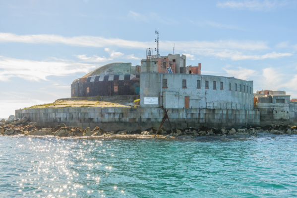 Portland-the-Breakwater-Fort-(west-side)-from-the-sea-26_08_16-3