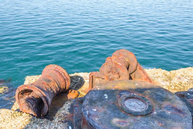 Portland-the-Breakwater-Fort-submarine-net-pulleys-26_08_16-1