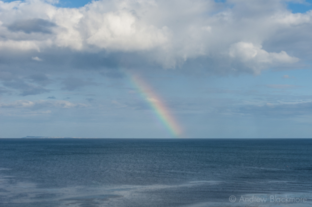 Sea-view-and-prism-ray-from-Natalies-garden-(46-Church-Street,-Lyme-Regis)-28_07_12-1