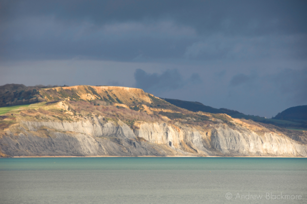 Stonebarrow-and-Charmouth-Cliffs-from-Cobb-Gate,-Lyme-Regis-22_11_08
