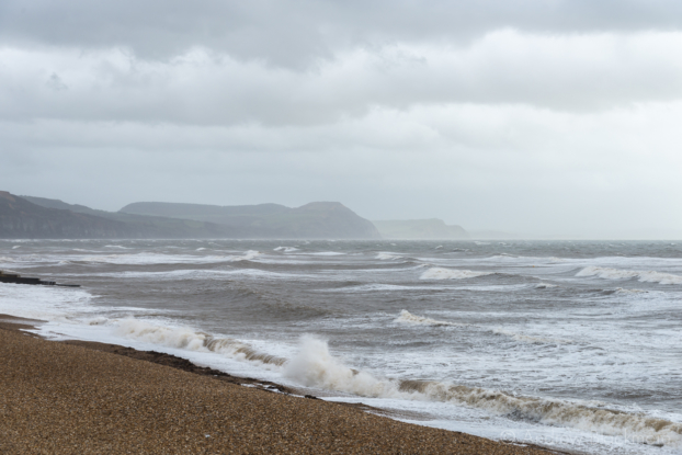Stormy-sea-and-Golden-Cap-from-Lyme-Regis-22_11_12