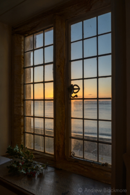 Sunrise-from-the-dining-room,-The-Sundial,-Lyme-Regis-07_11_16-2