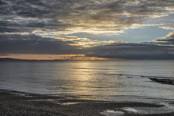 Sunrise-over-Lyme-Bay-from-The-Sundial,-Lyme-Regis-22_11_15-6