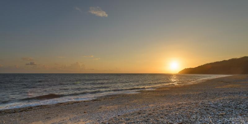 Sunset-from-Monmouth-Beach,-Lyme-Regis-09_11_14-1-pan-(edit)