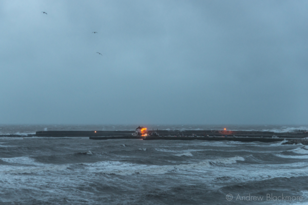 The-Cobb-and-stormy-seas-from-The-Bell-Cliff,-Lyme-Regis-18_12_13-1