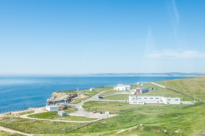 View-(and-QINETIC-buildings)-from-the-top-of-Portland-Bill-Lighthouse-22_07_12